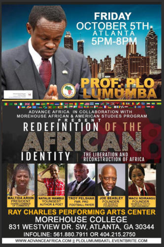 PLO Lumumba Past Event 2018